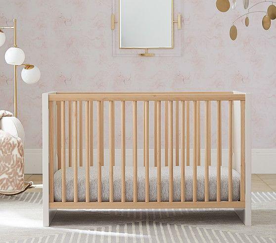 Layton Crib Cribs Kid Room Decor Modern Crib