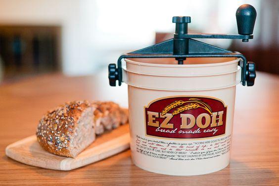 Disaster Basics - Preparedness Supplies and Kits - EZ DOH Disaster Preparedness Bread Maker, $39.95 (http://www.disasterbasics.com/ez-doh-disaster-preparedness-bread-maker/)
