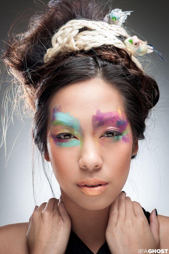 Ashley Pham/model, Samantha Gribble/hair, Rodger Ruzanka/photog