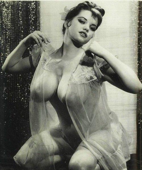 Big tits vintage