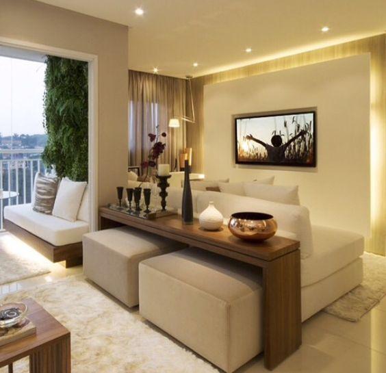 Dois Ambientes Sala De Estar E Tv ~ sala e varandas integradas sala sala casa mesaposta arquitetura