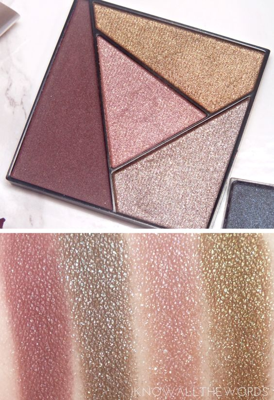 Mary Kay City Modern Collection Eye Color Palette in City Sophisticate