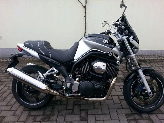 Yamaha BT 1100 Bulldog Tourtecs Motorrad