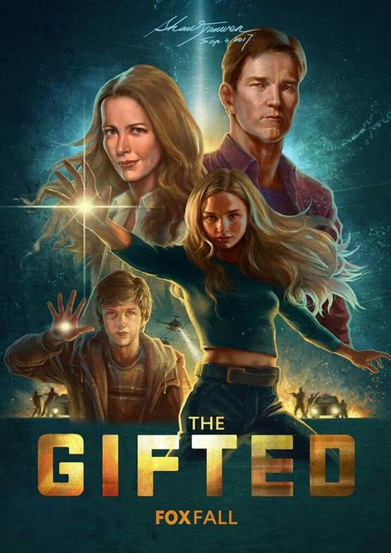 The Gifted The Gifted Tv Show Marvel Tv Marvel Comic Universe