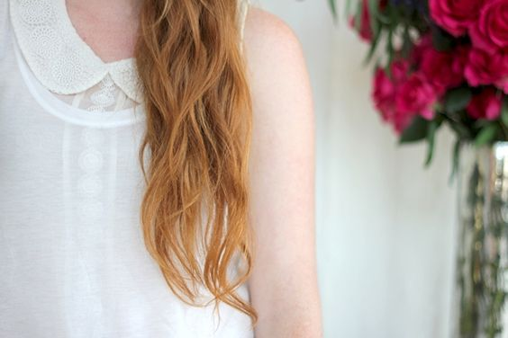 Homemade remedies for split ends.