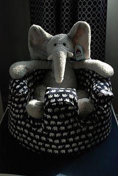 a whole elephant nursery for @Jennifer Milsaps L Benjamin!! | best stuff