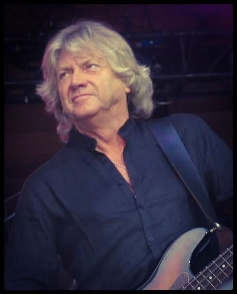 John Lodge Of The Moody Blues Moody Blues British Musicians Blues
