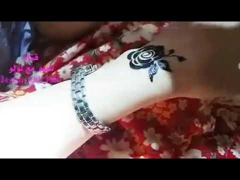 إعملي النقش الخاص فيك بنفسك Make Design Blak Youtube Hand Henna Henna Hand Tattoo Hand Tattoos