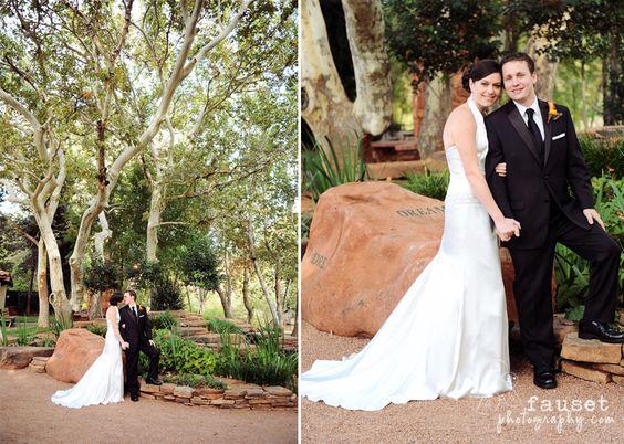 Los Abrigados Resort & Spa - Sedona wedding photographer 10