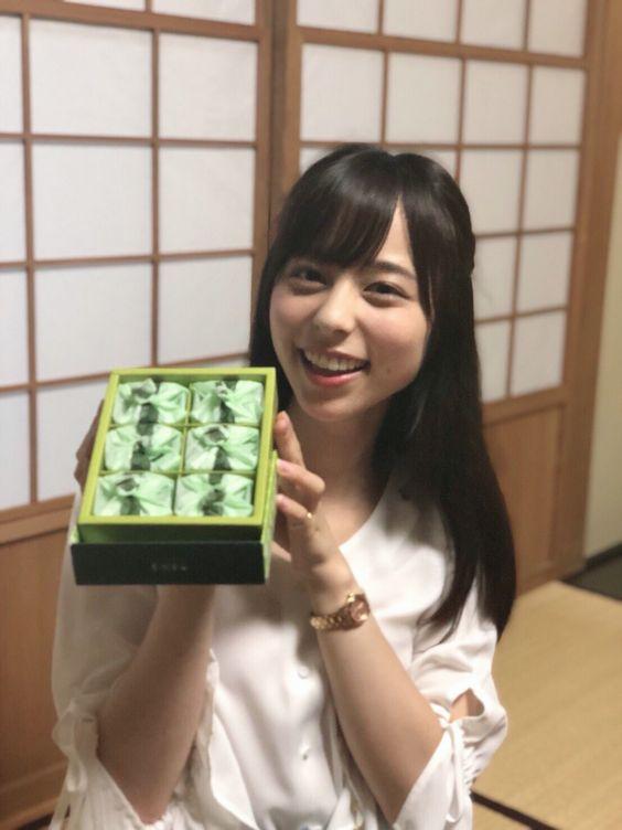 最高の笑顔の山本萩子さん