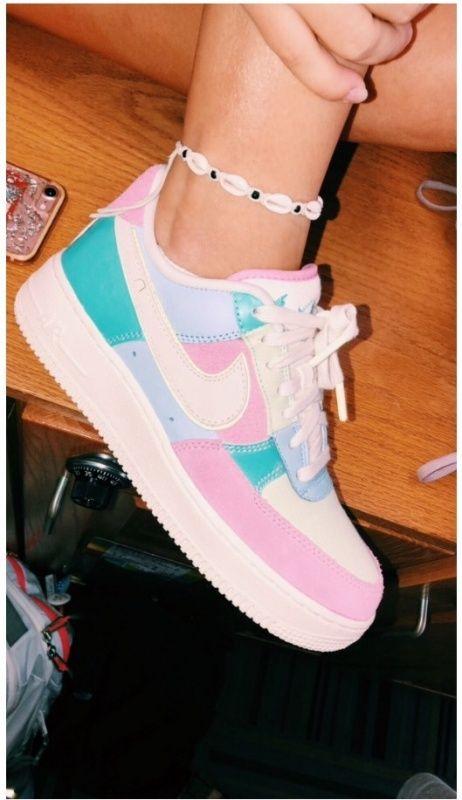 Light Pink Custom Huaraches | Shoes | Adidasskor, Skor och
