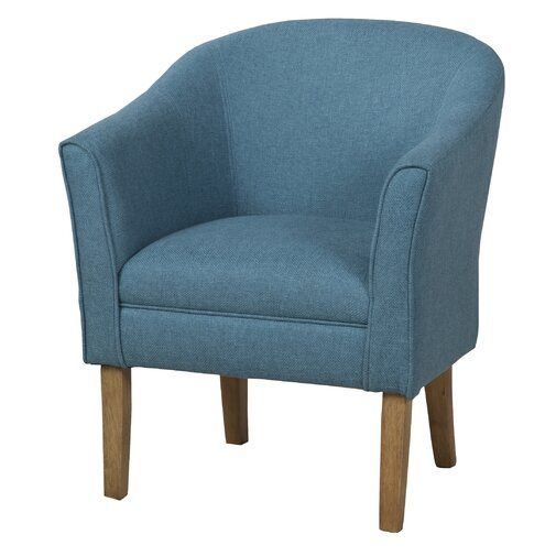 Causey Barrel Chair In 2020 Barrel Chair Accent Chairs Modern Accent Chair