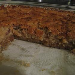 Pecan Pie Cake I Allrecipes.com