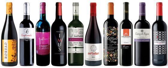 Baratos: Diez buenos vinos que cuestan entre 3 y 5 euros | El Viajero | EL PAÍS