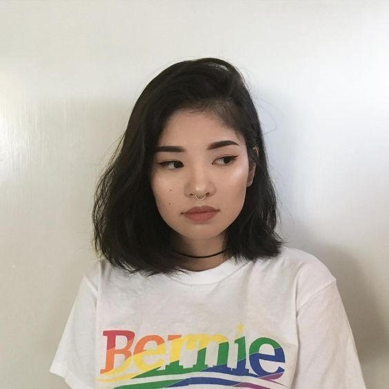 New Short Hairstyles For Round Faces Asian Fashionre Short Hair Styles For Round Faces Hairstyles For Round Faces Asian Hair