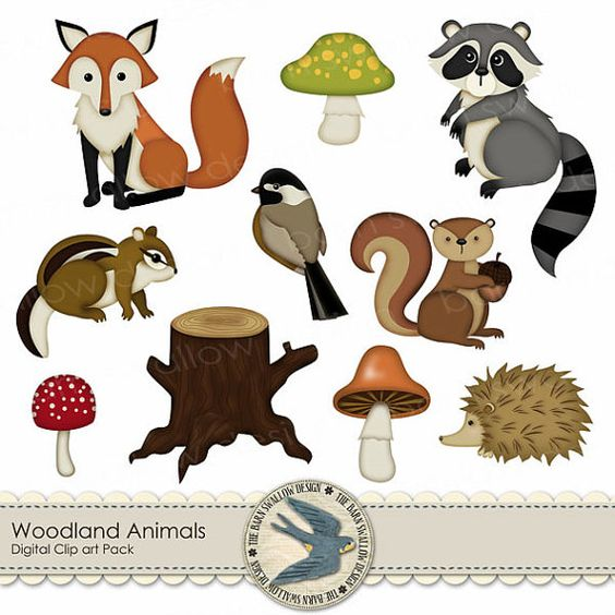 animals clipart pack - photo #7