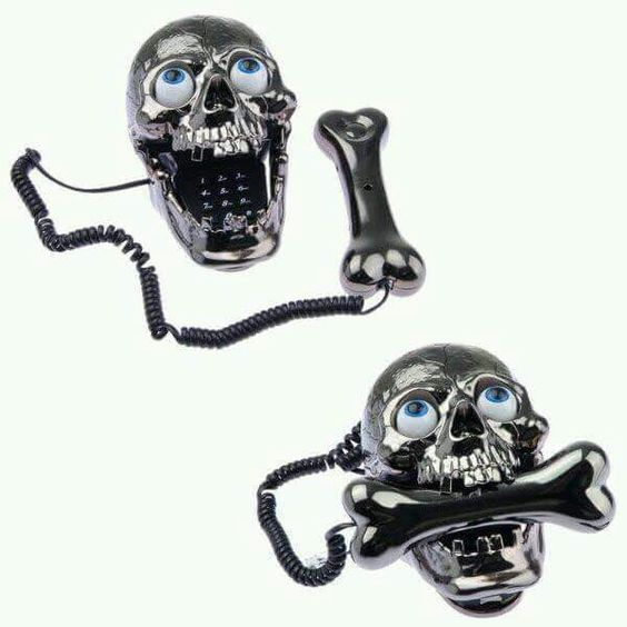 Skull Collectibles: