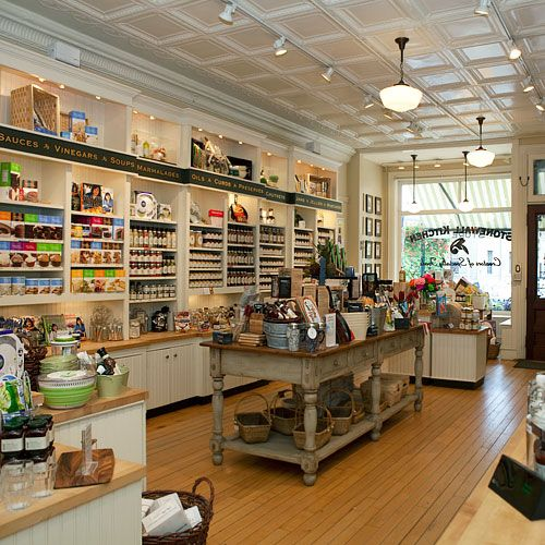 Kitchen Store Design Enchanting Stonewall Kitchen Store  Google Search  The Next Food Hall Review