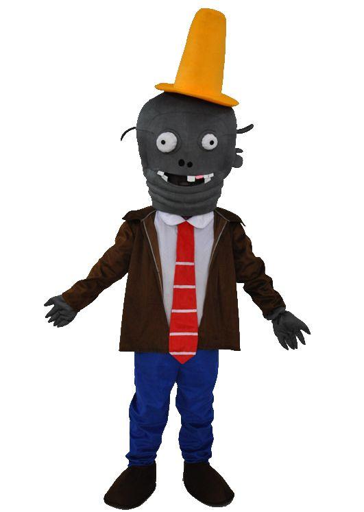 Sweet Lifelike #Zombie Adult Mascot #Costume. #Halloween