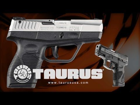 Taurus 709 Slim and G2 Pistols Loaded With Features | Each Taurus pistol is an excellent concealed carry gun available in both 9mm and .40 caliber. See the features that make each gun unique. | © GUNS Magazine 2016
