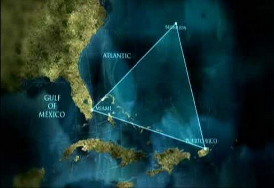 10 Theories for Bermuda Triangle: