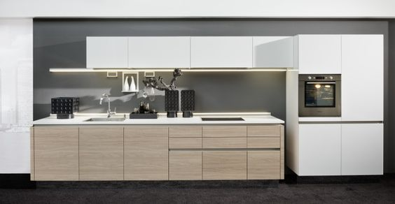 Superb Nolte Kitchens Handleless range unveiled Provence Kitchens and Ranges