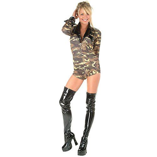 Teen Girl Thigh High Boots | Black high heeled exciting thigh high