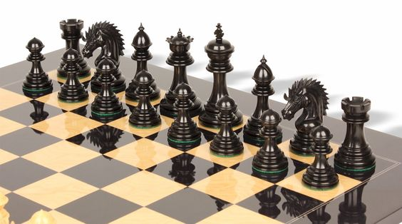 Chess sets chess and search on pinterest - Decorative beautiful chess sets ...