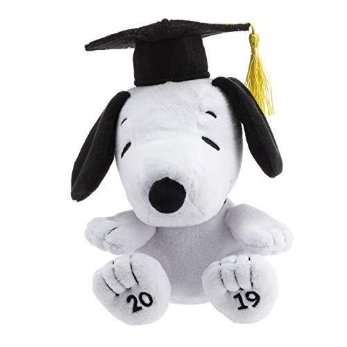 2019 Hallmark Peanuts Snoopy Graduation 2019 Plush Stuffed Animal Graduate Gift