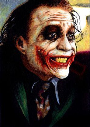 The Joker by Trev Murphy