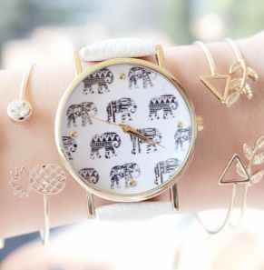 montre elephant tendance 2017 – Arizona baby