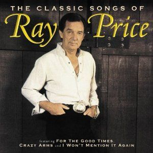 Ray Price, singer, born in Perryville, Tx.