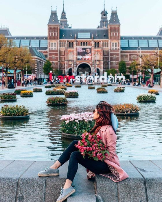 Pin De Voyages Of Mine Travel Blog En Paisajes Hermosos Fotos De Amsterdam Fotos De Europa Amsterdam