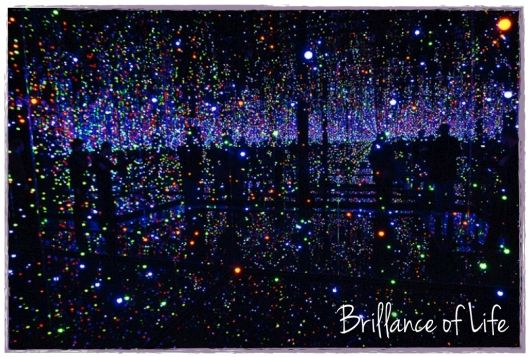 Yayoi Kusama - Infinity Mirrored Room