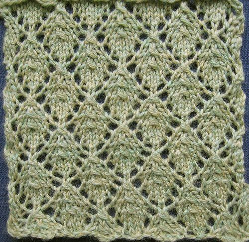 patterns leaves knit stitches patterns knits stitches stitch patterns ...