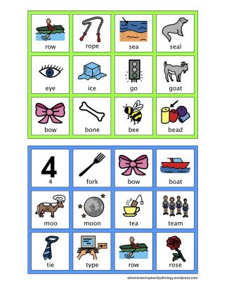 FCD Bingo Board - Minimal Pairs: Board Minimal, Speech Sound, Deletion Bingo, Speechie Stuff, Final Consonant Deletion, Pairs Cards, Articulation Therapy, Cards Adventures
