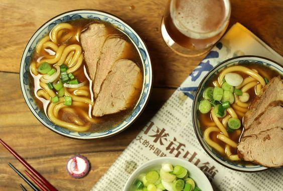 Ramen mit Schweinefilet | ramen with pork