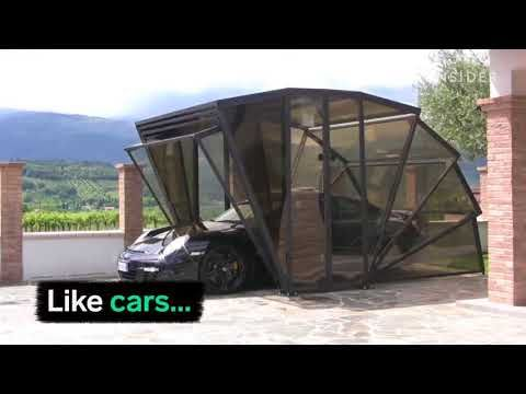 Gazebox Is The New And Revolutionary Foldable Cover System It