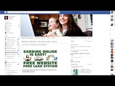 Automatic Facebook Group Poster - Automated Posting to Multiple Facebook Groups - YouTube