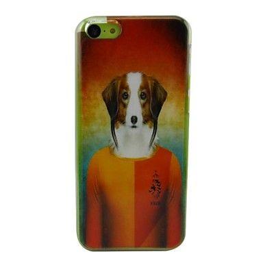 holland hond patroon pc achterkant van de behuizing voor de iPhone 5c – EUR € 3.83
