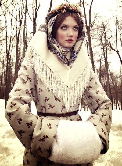Catalogue femme russe
