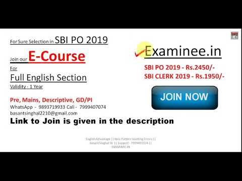 Pin On Banking Exams English Questions