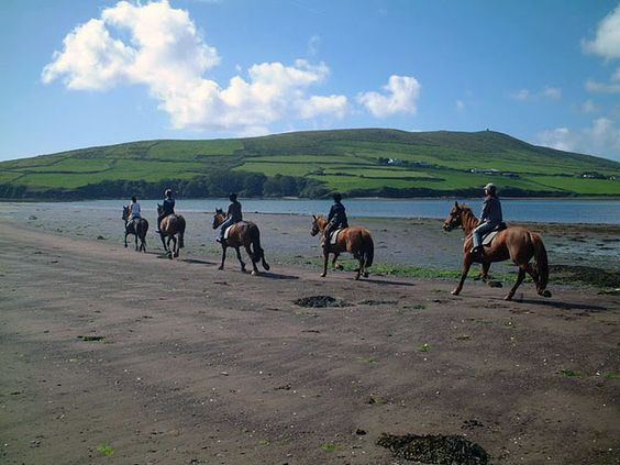 Horseback riding, Adventures Islands