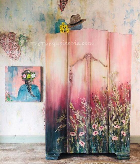 Furniture | The Turquoise Iris