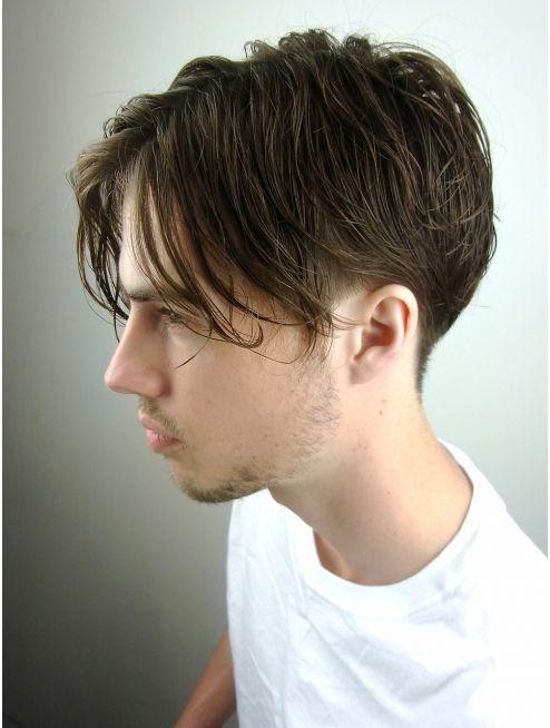 ジャコ ヘアー Jako Hair Jako メンズミディアム刈り上げ メンズ