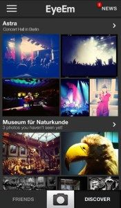 Photo Sharing App EyeEm Eyes Up Revenue Model After Passing 1M Downloads