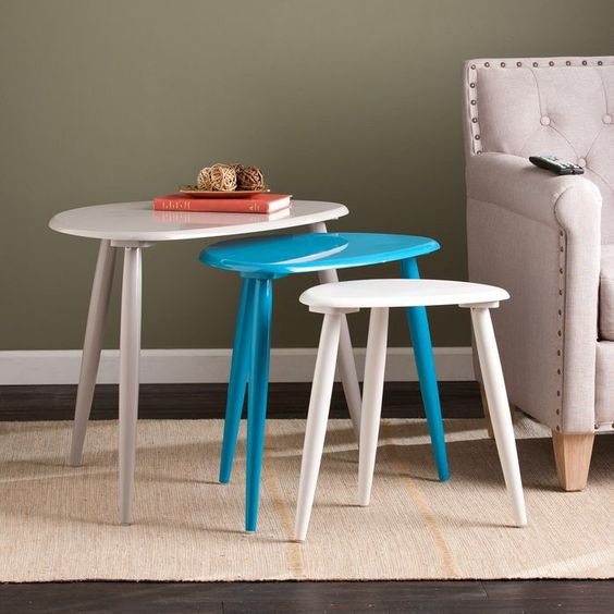 Ayres 3 Piece Nesting Tables