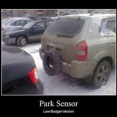 Park Sensor..lol