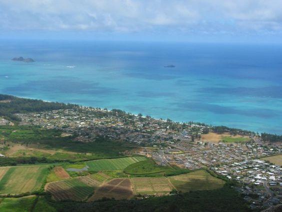 Mariner's Ridge Hike, Honolulu, HI