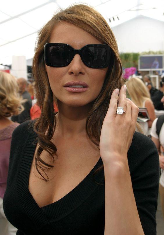 Pin On Melania Trump
